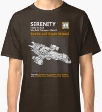 Shiny Service and Repair Manual Classic T-Shirt