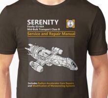 Shiny Service and Repair Manual Unisex T-Shirt