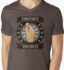 Constants & Variables Men's V-Neck T-Shirt