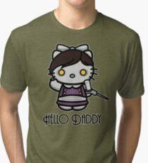 'ello Daddy Tri-blend T-Shirt