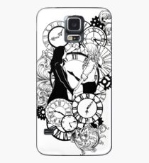 Time Led Me To You (Line Art Version) Case/Skin for Samsung Galaxy