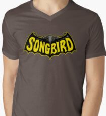 Songbird Men's V-Neck T-Shirt
