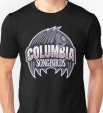 Columbia Songbirds Unisex T-Shirt