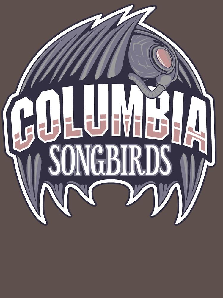 Columbia Songbirds | Unisex T-Shirt