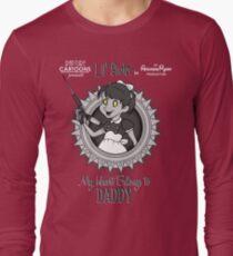 My Heart Belongs to Daddy Long Sleeve T-Shirt