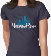 Andrew Ryan Womens Fitted T-Shirt