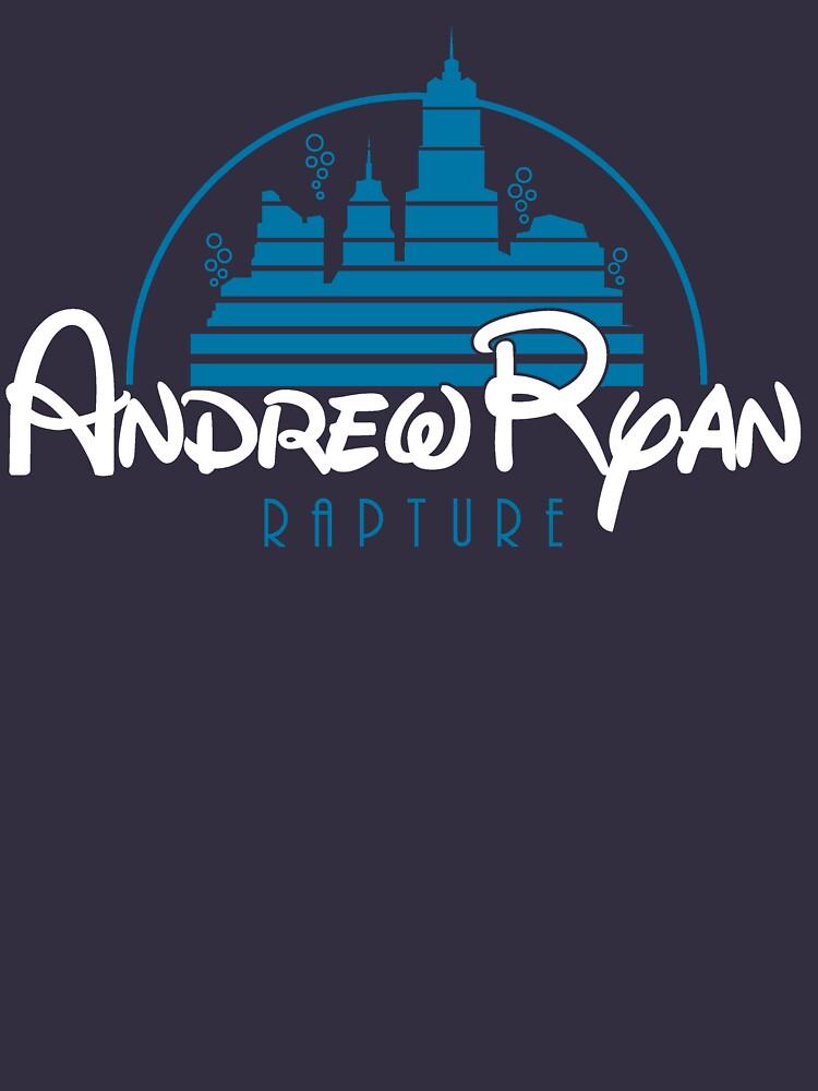 Andrew Ryan | Unisex T-Shirt
