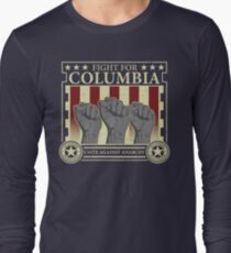 Fight for Columbia Long Sleeve T-Shirt
