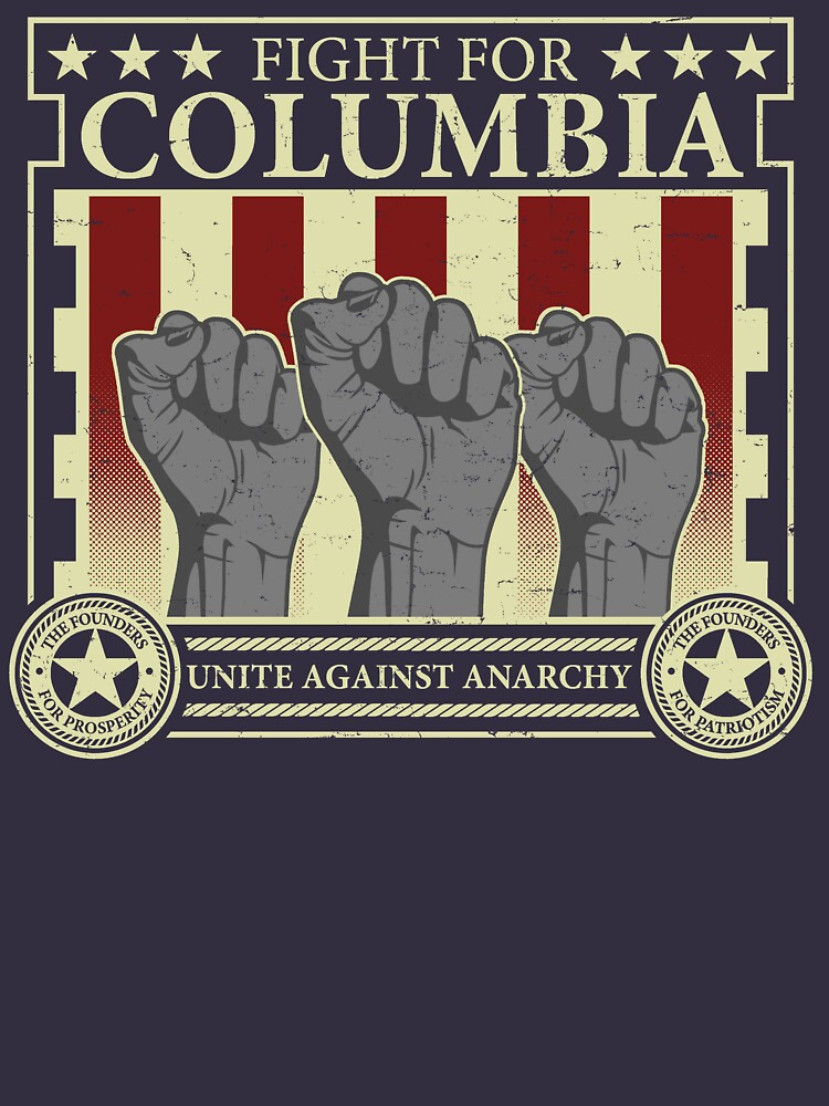 Fight for Columbia | Unisex T-Shirt