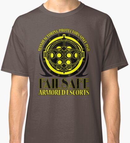 Failsafe Armored Escorts worn Classic T-Shirt