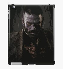 Murphy portrait - z nation iPad Case/Skin