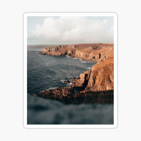 Land's End - Cornwall Sticker