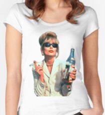 Camiseta entallada de cuello ancho Patsy Stone
