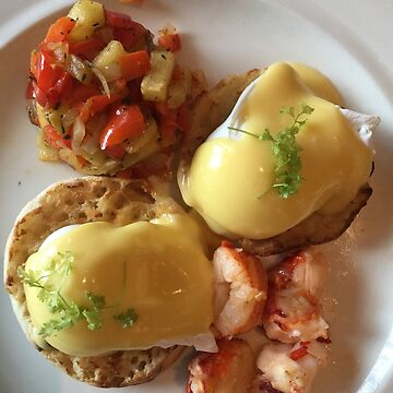 Lobster Eggs Benedict If you like, purchase, try a cell phone cover FOODIE thanks by zwrr16