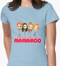 Camiseta entallada para mujer MAMAMOO - Eres el mejor