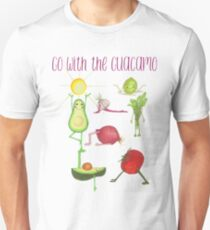 Go with the Guacamo T-Shirt