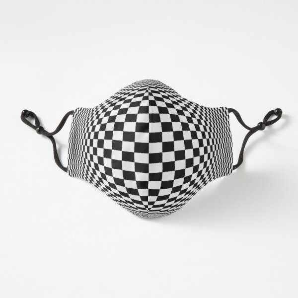 Fitted Masks, Cognitive illusions Fitted 3-Layer