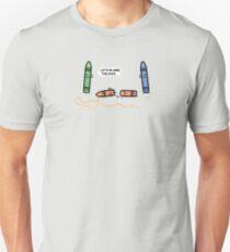 Blame the kids Unisex T-Shirt