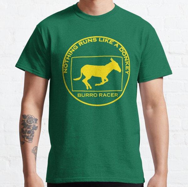 Nothing Runs Like A Donkey Classic T-Shirt