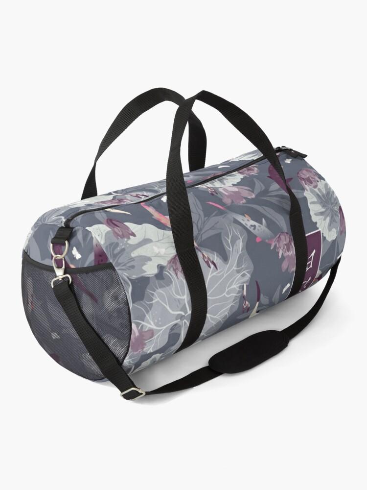 Alternate view of Yunmeng Jiang The Untamed [LOTUS PIER]  Duffle Bag