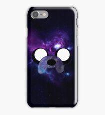 Adventure Time Dog Galaxy iPhone Case/Skin