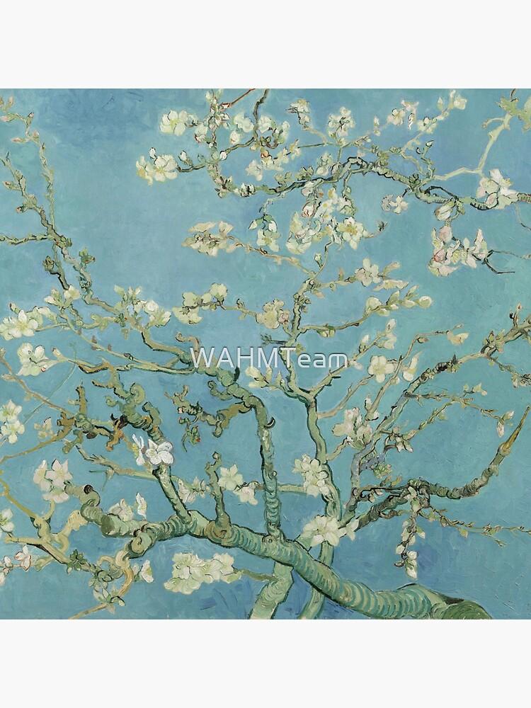 Vincent Van Gogh Almond Blossoms by WAHMTeam