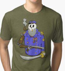 Captain Woody Bi.Sailors Tri-blend T-Shirt