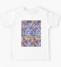 Floral Abstract Stained Glass G268 Kids Clothes
