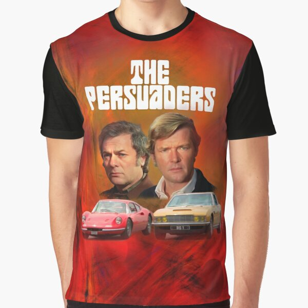 THE PERSUADERS 5 Graphic T-Shirt