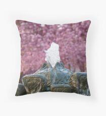 Cherry Blossoms #2 Throw Pillow