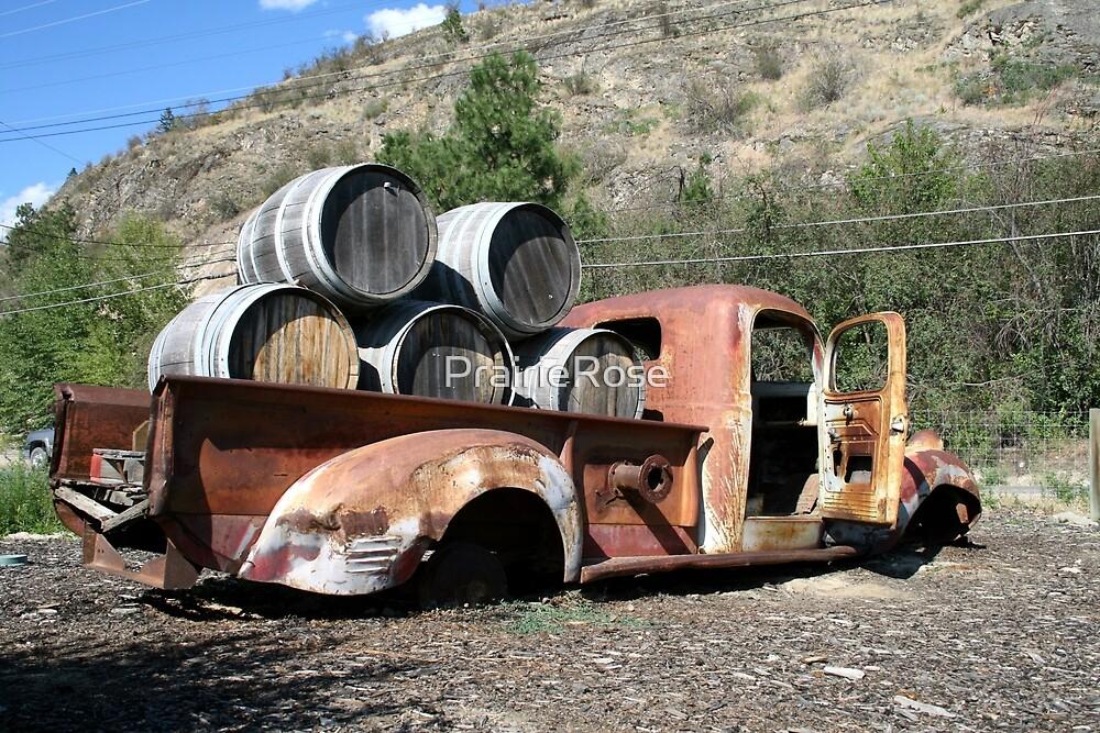 My Old Truck by PrairieRose