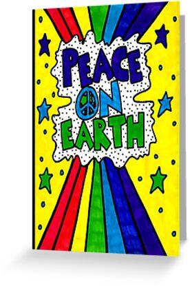 Peace On Earth by Jan Landers