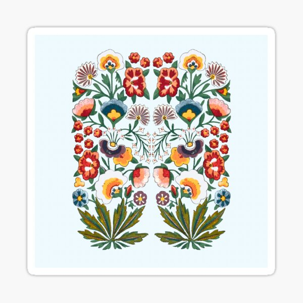 Plant a garden II Sticker