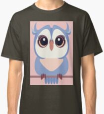 BABY BLUE OWLET Classic T-Shirt