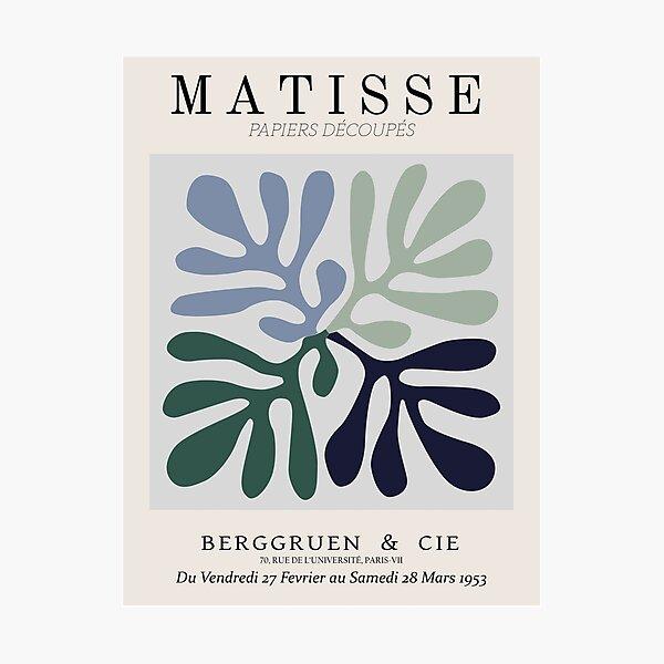 Matisse Photographic Print