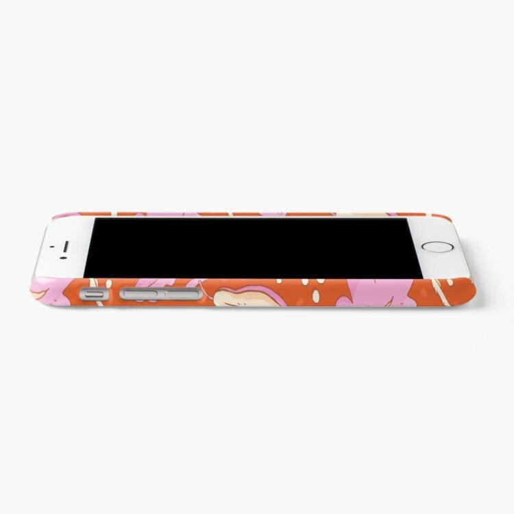 Alternate view of Autumn Vegetables iPhone Case