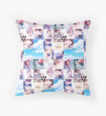 Seventeen  Throw Pillow