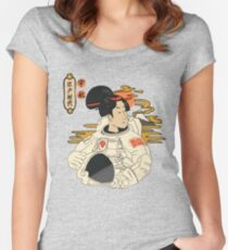 great era of Edo Women's Fitted Scoop T-Shirt