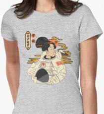 great era of Edo Women's Fitted T-Shirt