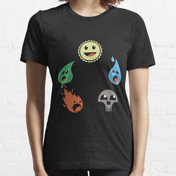 MAGICAL MANA WHEEL Essential T-Shirt