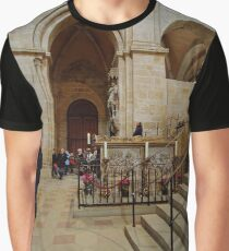 Cathedral, Bamberg 7 Graphic T-Shirt