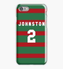 Alex Johnston iPhone Cover iPhone Case/Skin
