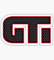 GTI mesh Sticker