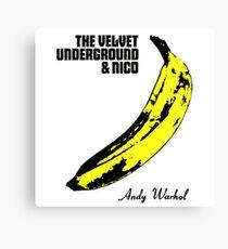 The Velvet Underground Canvas Print
