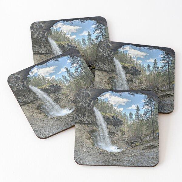 Troll Falls Coasters (Set of 4)