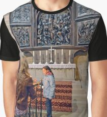 Cathedral, Bamberg 14 Graphic T-Shirt