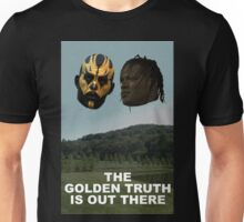 The Golden Truth is Out There Unisex T-Shirt