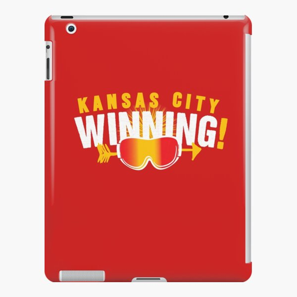 Christmas In Kansas City 2021 2021 Kansas City Kc Super Cool Tee Shirts Kc Fanatic Tees Super Cool Kc Xmas Gift Ideas 2021 Kc Super Fan Ipad Case Skin By Kcfanshop Redbubble