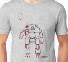 Hunchie has a Balloon  Unisex T-Shirt