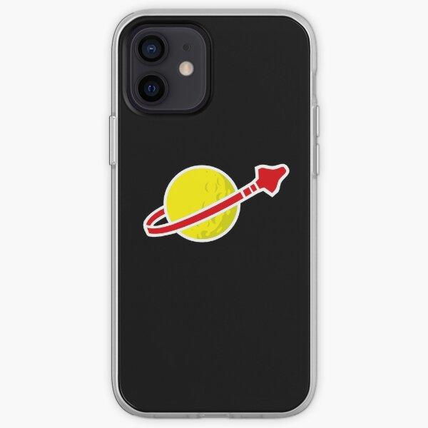 Les briques spatiales des années 80 Coque souple iPhone